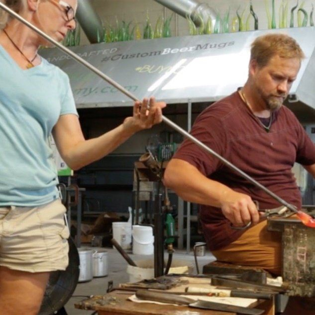 Masters of Hot Glass